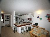 Bonaire Villa Kitchen Pictures